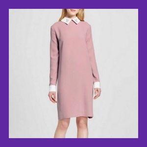 VICTORIA BECKHAM x TARGET Blush Pink Bunny Dress L